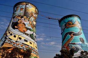 Orlando Towers, Soweto