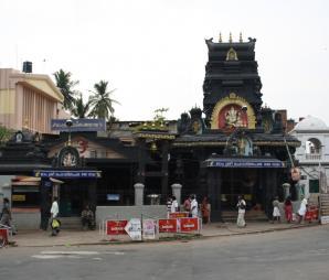 Pazhavangadi Ganapathy Temple, Trivandrum