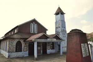 First Presbyterian Church, Cherrapunji