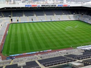 St James' Park , Newcastle Upon Tyne