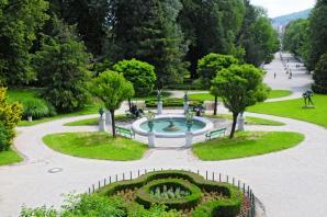 Tivoli City Park, Ljubljana