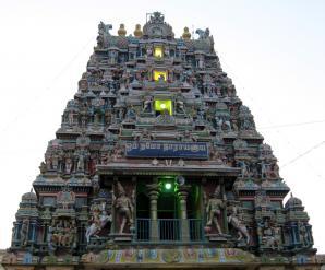 Koodal Azhagar Temple, Madurai