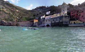 Cinque Terre Tours And Shore Excursions, Vernazza