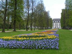 Adolph Von Holzhausen Park, Frankfurt