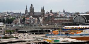 Amsterdam Centraal Railway Station, Amsterdam