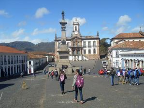 Praca Tiradentes, Ouro Preto
