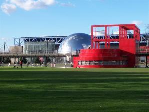 Parc De La Villette, Paris
