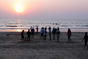 Nagaon Beach, Alibag