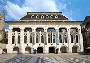 Guildhall Art Gallery And London's Roman Amphitheatre, London