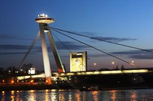 Ufo Observation Deck , Bratislava