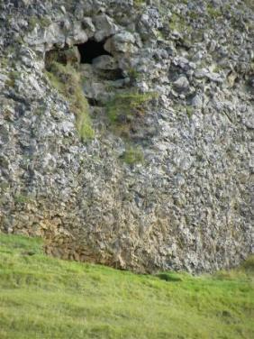 Paradisarhellir Cave, Selfoss