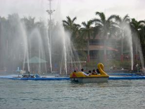 Mirasol Lake Garden, Daman