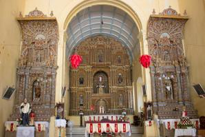 Basilica Of Bom Jesus Church, Daman