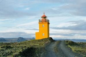 Hopsnes Lighthouse, Grindavik