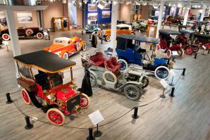 Fountainhead Antique Auto Museum, Fairbanks