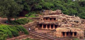 Udayagiri And Khandagiri Caves, Bhubaneshwar