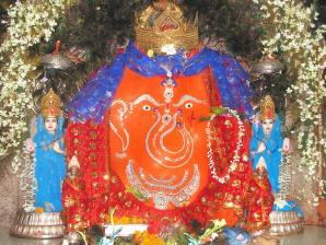 Shri Khajrana Ganesh Mandir, Indore