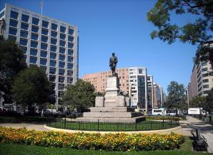 Farragut Square, Washington D. C.