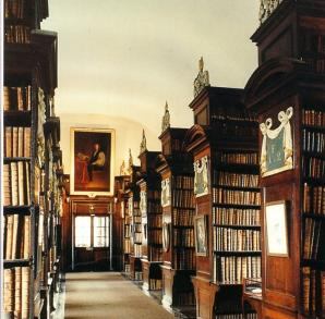 Marsh's Library, Dublin