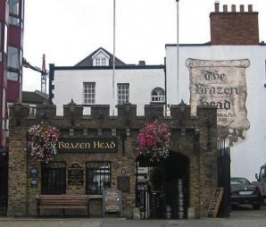 The Brazen Head, Dublin