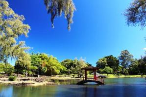 Liliuokalani Park And Gardens, Hilo