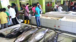 Fish Market, Male