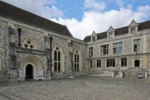 Winchester Castle, Winchester