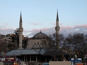 Mihrimah Sultan Mosque, Istanbul
