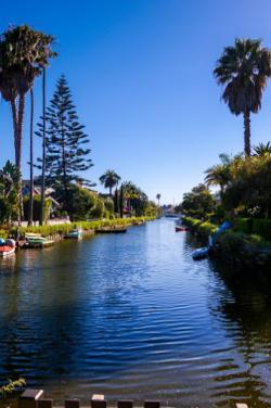 Venice Canals Walkway, Los Angeles