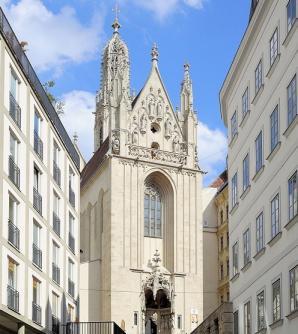 Maria Am Gestade, Vienna