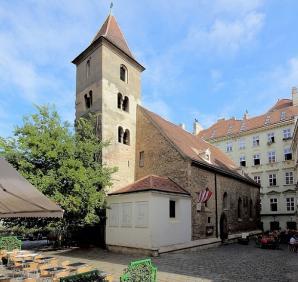 St. Rupert's Church, Vienna