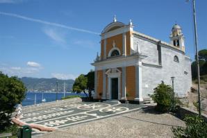Chiesa San Giorgio, Portofino