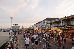 Ocean City Boardwalk, Ocean City