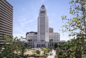 Los Angeles City Hall, Los Angeles