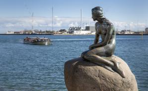 The Little Mermaid Statue, Copenhagen