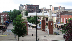 Market Square, Knoxville