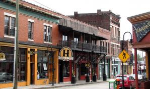 Old City, Knoxville