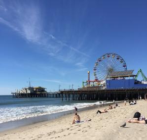 Santa Monica Bay, Los Angeles