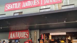 Seattle Antiques Market, Seattle
