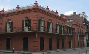 Le Petit Theatre Du Vieux Carre, New Orleans