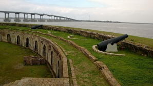 Fort Pike State Historic Site, New Orleans