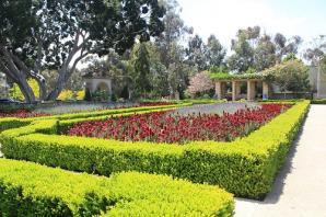 Alcazar Garden, San Diego