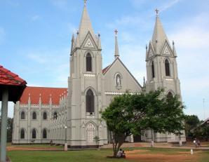 St. Thomas Chapel, Colombo