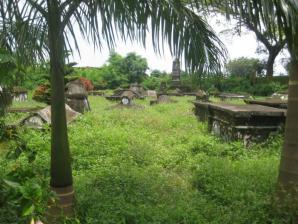 Dutch Cemetery, Kochi