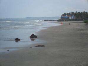 Ashwem Beach, Panaji