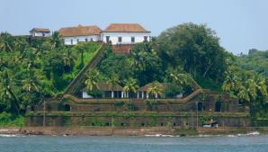 Reis Magos Fort, Panaji