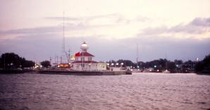 New Canal Lighthouse, New Orleans