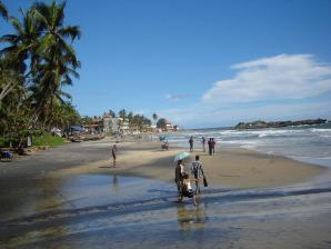 Hawa Or Eve's Beach, Kovalam