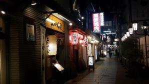 Hozenji Yokocho, Osaka