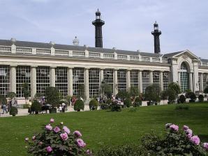 Royal Greenhouses Of Laeken, Brussels